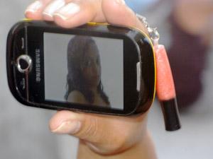 Karine Chagas de Oliveira, de 14 anos, morta no ataque à escola em Realengo (Foto: Aluizio Freire/G1)