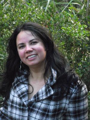 Luciana disse que só não volta ao Brasil porque quer terminar curso que começou (Foto: Arquivo Pessoal)