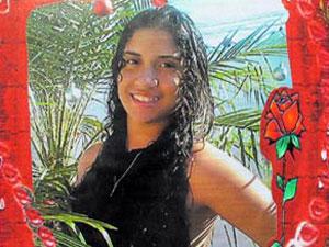 Luiza Paula da Silveira (Foto: Bernardo Tabak/G1)
