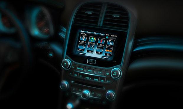 Este é o segundo teaser que a GM divulga do Chevrolet Malibu (Foto: Divulgação/GM)
