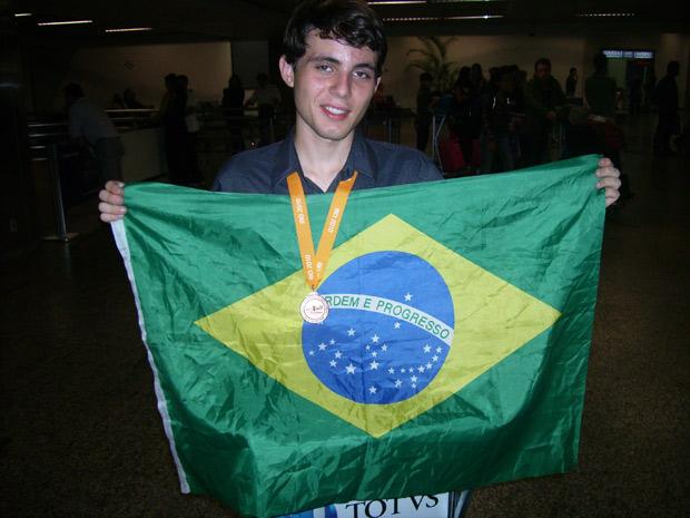 Luis Henrique (Foto: Arquivo pessoal)