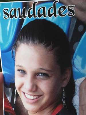Ana Carolina que morreu (Foto: Carolina Lauriano/G1)