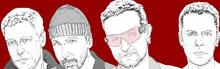 Gigalomaníacos: compare as três maiores turnês do U2 (G1)