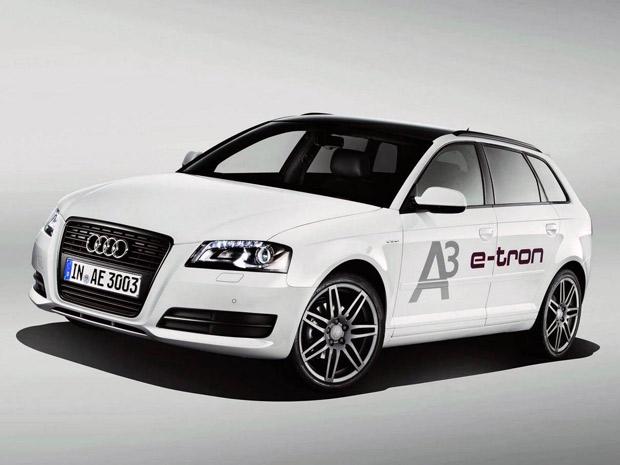 Audi A3 E-tron (Foto: Divulgação)