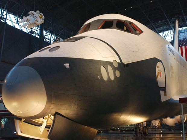 Enterprise 1 (Foto: Renee Bouchard / Nasa)