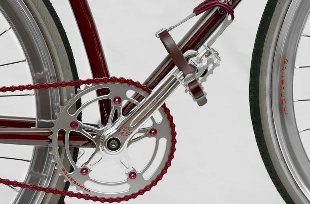 Série 8CTF é limitada em 200 bicicletas (Foto: Divulgação)