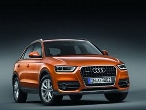 Audi Q3  será fabricado na Espanha (Foto: Divulgação)