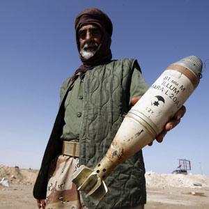 Veja imagens do conflito na Líbia (Amr Abdallah Dalsh / Reuters)