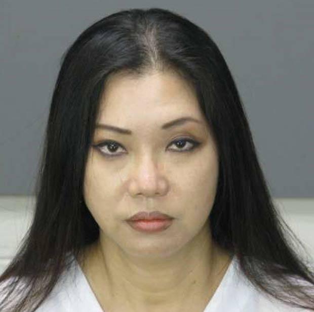 Suk Kim Ho ofereceu sexo para policial disfarçado e foi presa. (Foto: Divulgação)