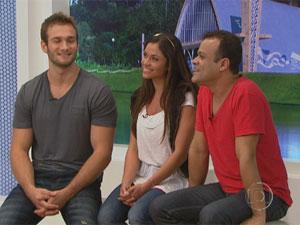 Finalistas do BBB 11 vão apresentar programa especial do Axé Brasil 2011  (Foto: Reprodução TV Globo)
