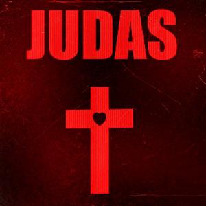 """Capa de """"Judas"""", single de Lady Gaga (Foto: Divulgação)"""