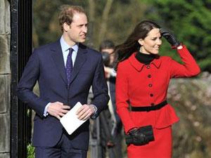Príncipe William e Kate Middleton se conheceram na Universidade de St. Andrews e voltaram à instituição no dia 25 de fevereiro deste ano (Foto: Reuters)