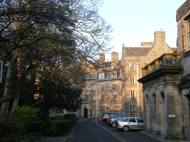 Universidade de St. Andrews (Foto: Belmiro Damas/Arquivo pessoal)