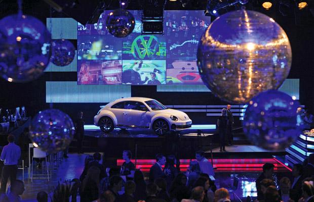 beetle berlim volkswagen (Foto: Divulgação/Volkswagen)