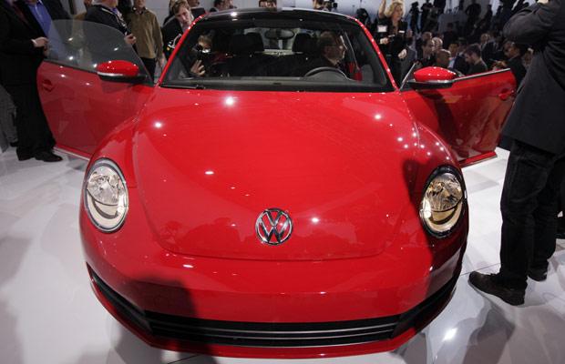 volkswagen beetle (Foto: Richard Drew/AP)