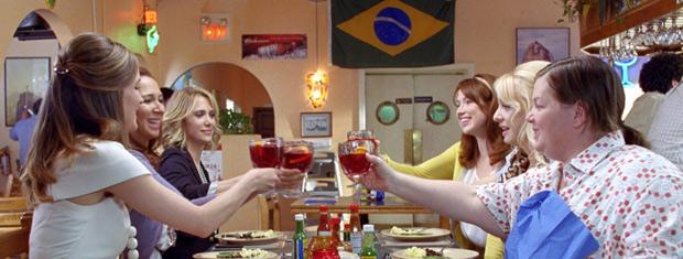 Cena do filme 'Bridesmaids' (Foto: Divulgação/Divulgação)