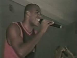 Claudinho foi vítima de acidente em 2003 na Via Dutra (Foto: Reprodução/TV Globo)