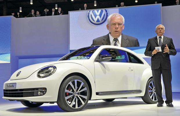 volkswagen beetle (Foto: Divulgação/Volkswagen)