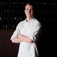 Henrique, chef Aldina (Foto: Daigo Oliva/G1)