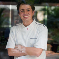 Raphael Despirite, chef do Marcel (Foto: Daigo Oliva/G1)
