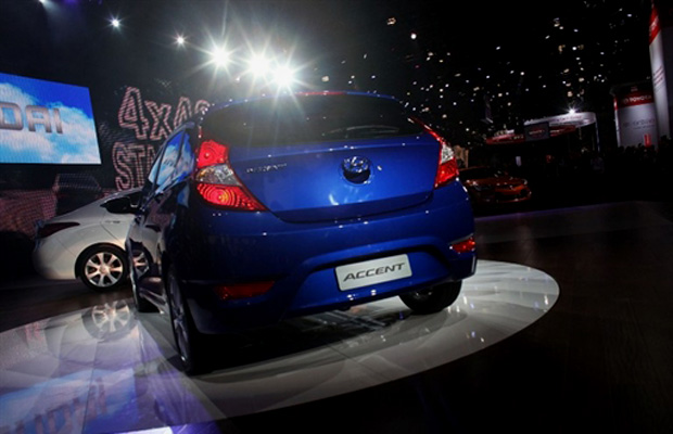 hyundai accent (Foto: Spencer Platt/Getty Images/AFP)