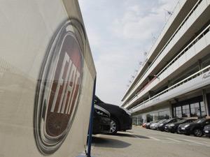 Fiat aumenta participação na Chrysler (Foto: Luca Bruno/AP)