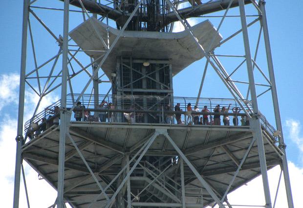 Resultado de imagem para PROBLEMAS torre de tv brasilia