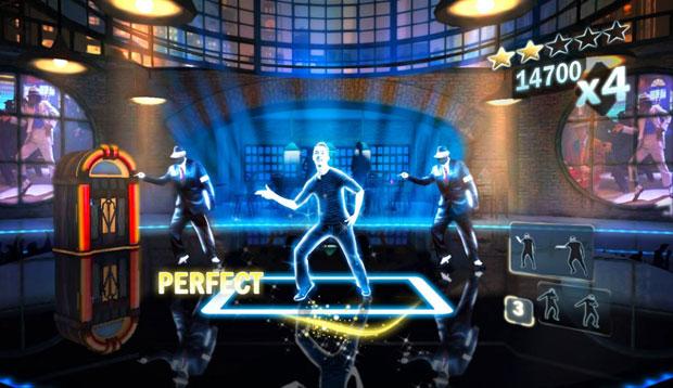 Game coloca o jogador em cenários dos clipes musicais de Michael Jackson. (Foto: Divulgação)