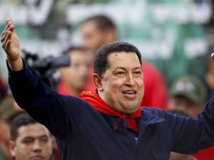 Hugo Chávez, em foto de arquivo (Foto: Reuters)