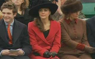 Kate passou a ser analisada sob todos os ângulos (Foto: Rede Globo)