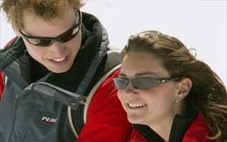 Namoro veio à tona durante viagem à estação de esqui (Foto: Rede Globo)