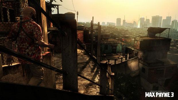 Max Payne 3 (Foto: Divulgação/Rockstar)