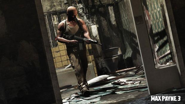 Novas imagens de 'Max Payne 3' mostram favela de São Paulo X48pc2uf