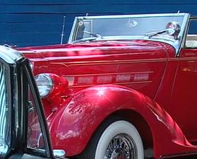 carro antigo 1 (Foto: Rede Globo / Reprodução)