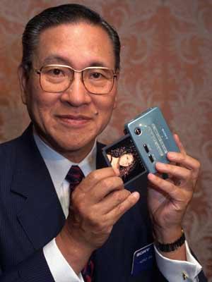 Norio Ohga, ex-presidente da Sony, morreu neste sábado (23) (Foto: Richard Drew/Arquivo/AP)