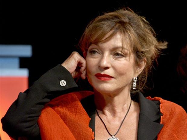 A atriz Marie-France Pisier morreu neste domingo (24) (Foto: Mychele Daniau/Arquivo/AFP)