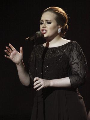 Adele (Foto: AP)