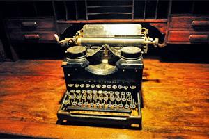 Alguns jovens nostálgicos colecionam máquinas de escrever antigas (Foto: Reprodução / Flicker / xlibber)