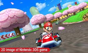 Mario Kart' do 3DS chega ainda em 2011, diz criador de Mario T37kysq6