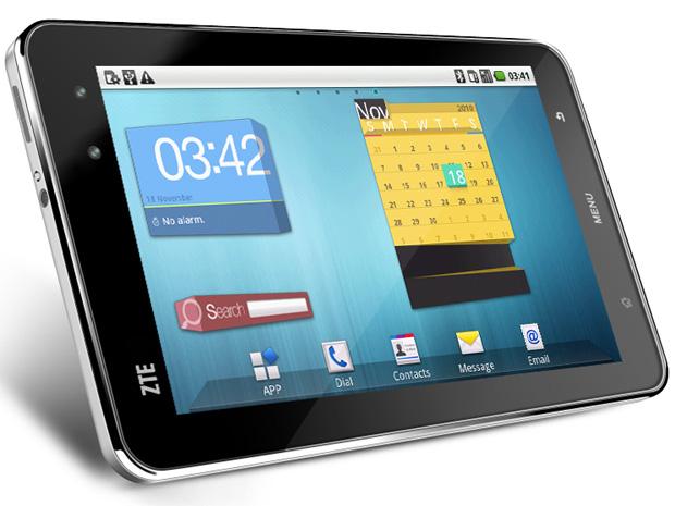 Tablet ZTE (Foto: Divulgação)