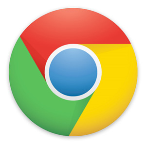Novo logo do google chrome (Foto: Reprodução)