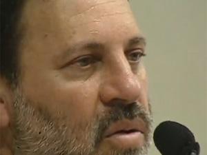 O ex-tesoureiro do PT Delúbio Soares (Foto: Reprodução TV Globo)