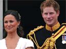 Recepção reúne príncipe Harry e Pippa Middleton (Reuters)