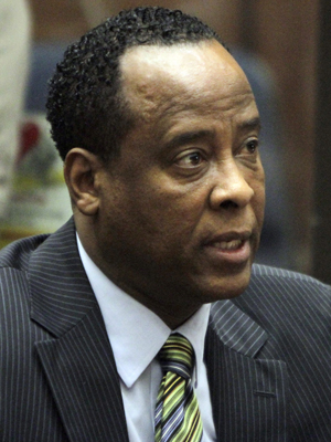 Conrad Murray (Foto: AP)