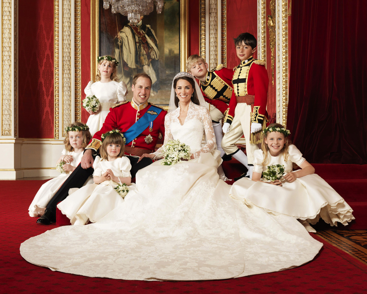 Casamento Real 2011 William e Kate