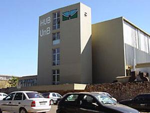 Direção do HUB pediu demissão coletiva nesta segunda-feira (2). (Foto: UnB Agência)