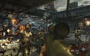 Modo Call of the Dead, de ' Black Ops' (Foto: Divulgação)