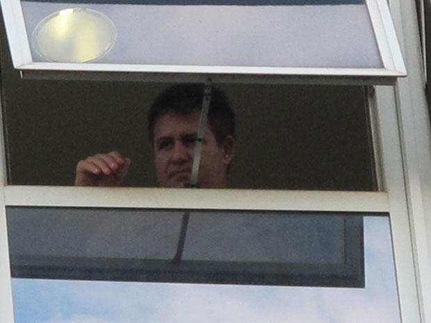 Marrone deve ter alta nesta quarta (Foto: Luciana Bonadio/G1)