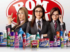 Bombril reúne hoje mais de 400 itens, dividido em 28 marcas (Foto: Divulgação)