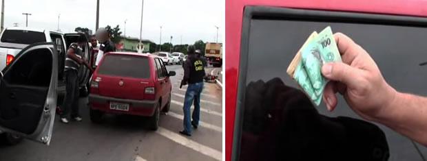 Policial é preso acusado de cobrar propina para não cumprir mandados de prisão (Foto: Divulgação)